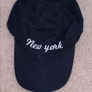 Navy Brandy Melville Hat
